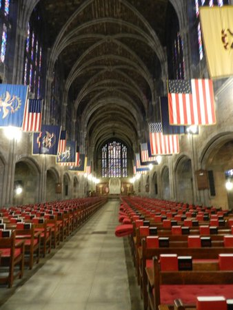 West Point Tours: chapel