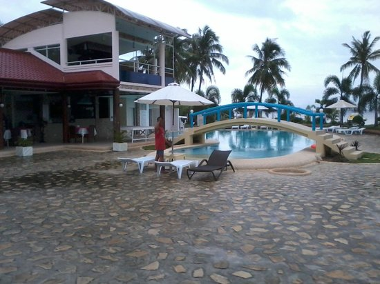 Sagastrand Beach Resort: Pool side