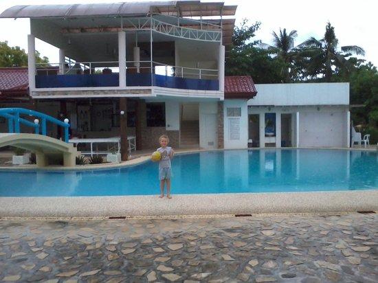 Sagastrand Beach Resort : Pool side