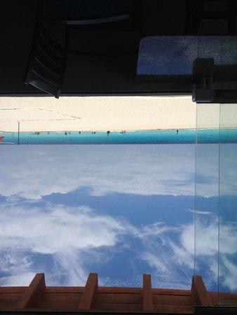 Iberostar Cancun: Vista desde uno de los restaurantes