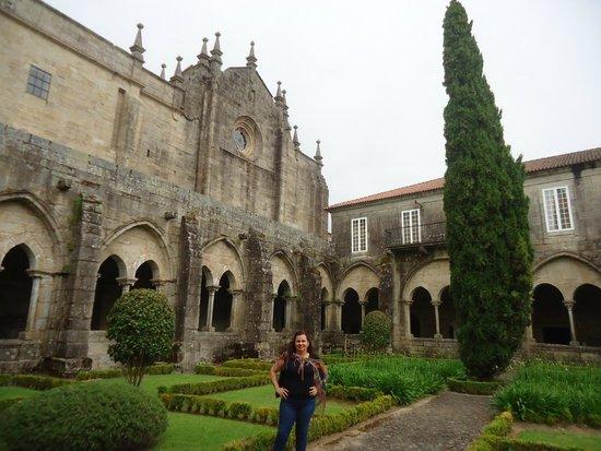 Catedral de Tui: Jardins Internos