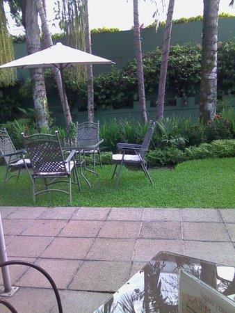 HOTEL LAS MAGNOLIAS - San Salvador : tranquilo