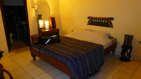 Rambutan Boutique Hotel: my room