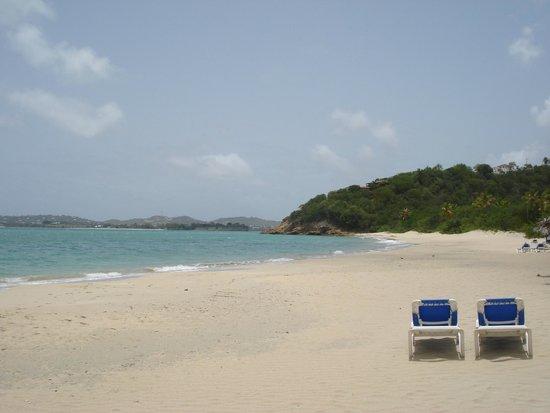 Coconut Beach Club: Praia