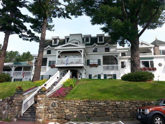 Mirror Lake Inn Resort & Spa: The Inn