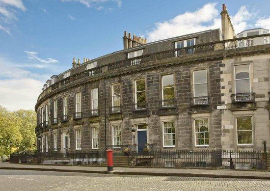 Carlton Hotel Edinburgh Parking