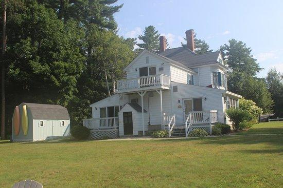 Wyatt House Country Inn : Wyatt House August 2014