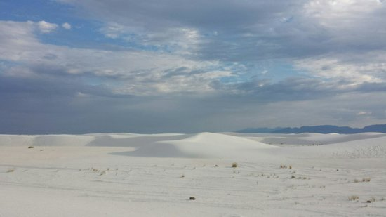 White Sands National Monument: Beautiful