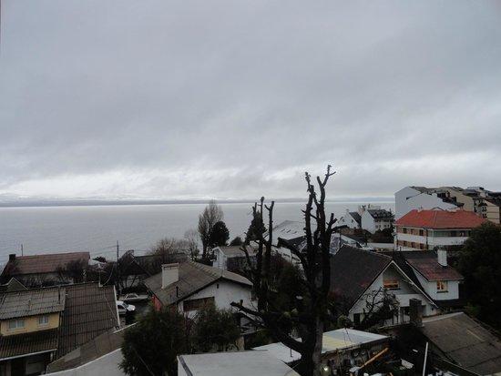 Aconcagua Hotel: Vista da janela do apto 37
