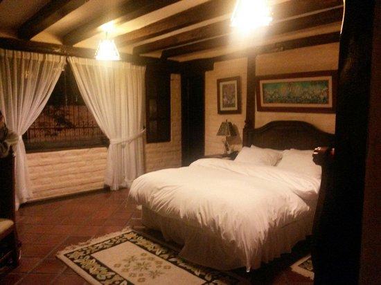 Samari Spa Resort: Habitacion Samari