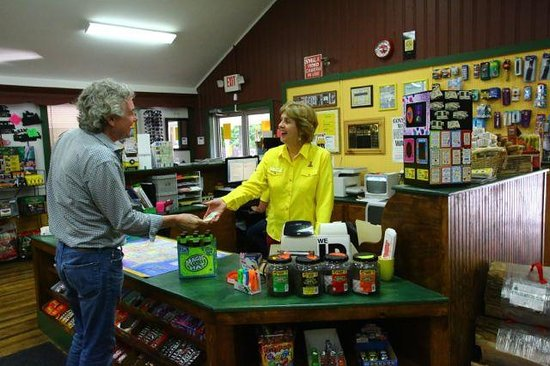 Copake KOA: Fully Stocked Campground Store