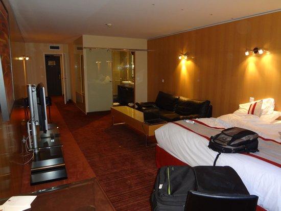 Clarion Suites Senart Paris Sud : room view