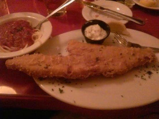 Cacciatore's : Fried Fish