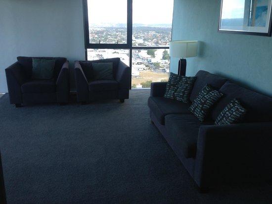 Mantra Sierra Grand: lounge