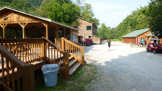 Smoky Mountain Outdoors: Base headquarters