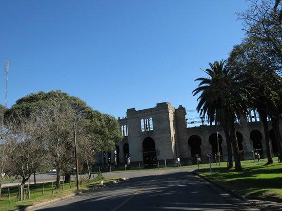 Plaza de Toros: Entrada Principal