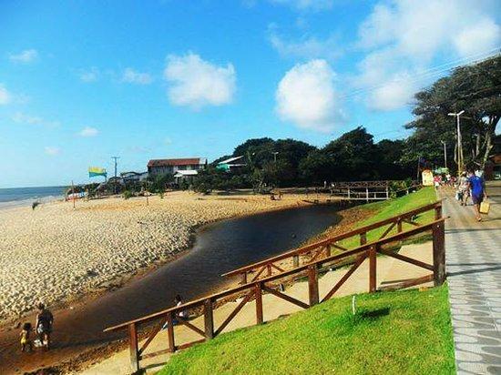 Ilha do Marajo, PA: Praia ou Igarapé????