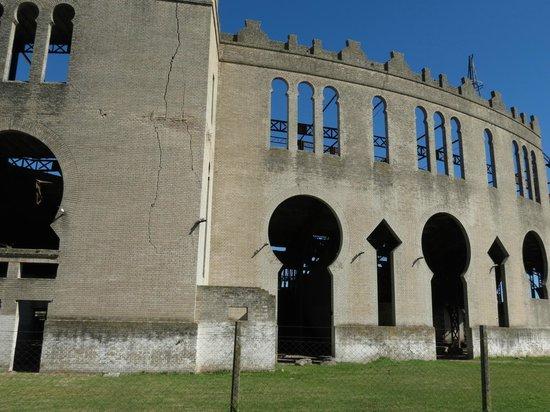 Plaza de Toros: fachada