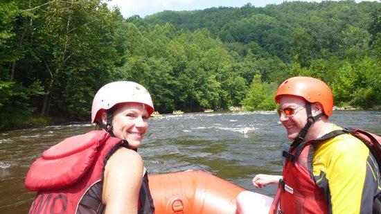Smoky Mountain Outdoors: rafting