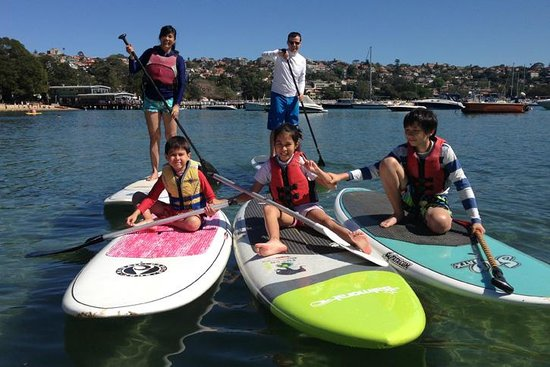 Balmoral Paddle Surf