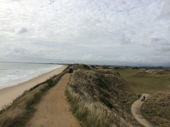 Barnbougle Dunes: Jaw dropping scenery