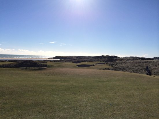 Barnbougle Dunes: Unbelievable Golf Course