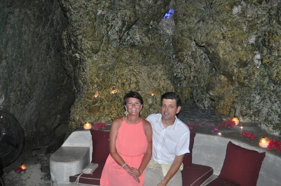 The Caves : Candle light Cave Dining