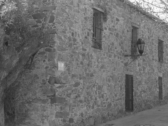 Barrio Historico : paredes