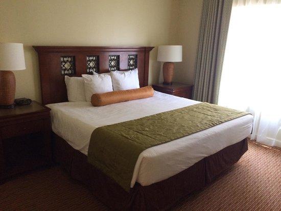 Wyndham La Cascada : Master bed