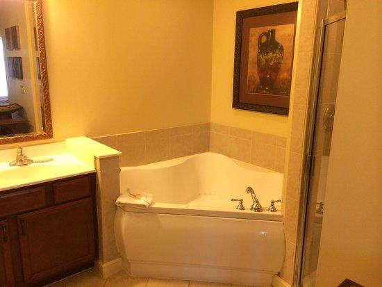 Wyndham La Cascada : Master bath