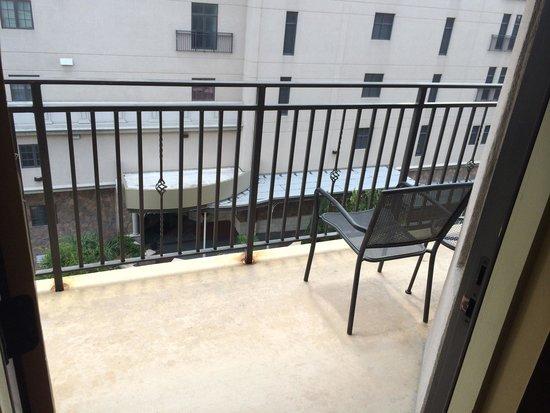 Wyndham La Cascada: Balcony