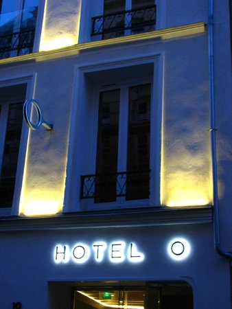 Hotel Odyssey by Elegancia : From Rue Herold.