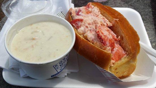 Boston Chowda Co: a delicious lunch