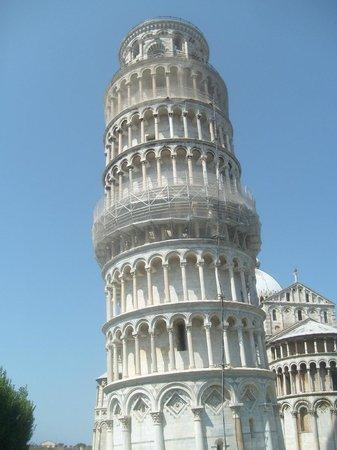 Der Schiefe Turm von Pisa: Turm