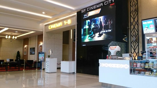 SF Cinema- Branch Promenada Resort Mall