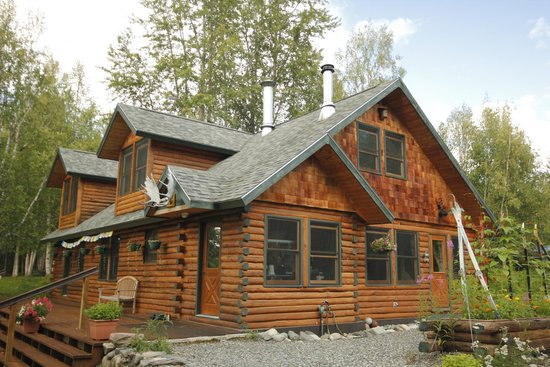 Fireweed Station Inn : The beautiful Inn