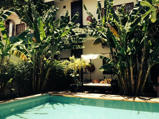 Apsara Centrepole Hotel: Piscine