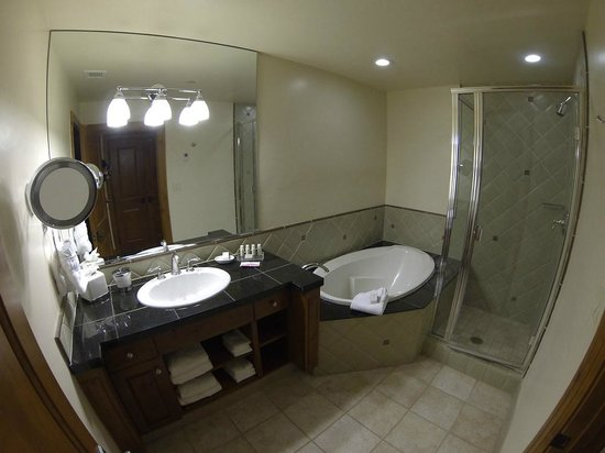 Vail Mountain Lodge: Bathroom