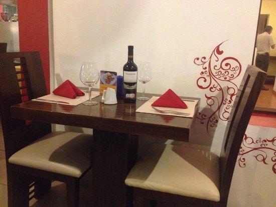 Achiote Ecuador - Cuisine: Mesa