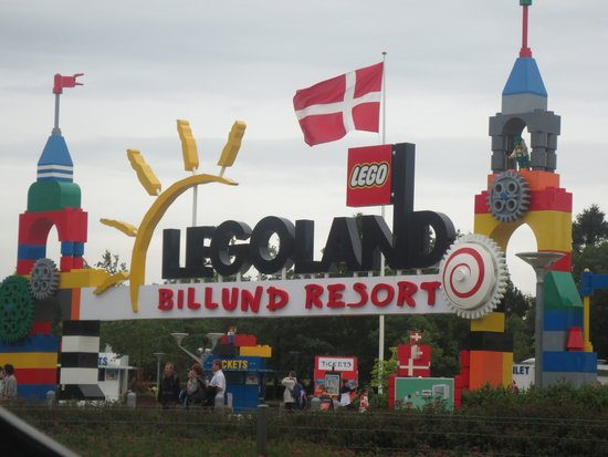 Legoland Billund: come on in