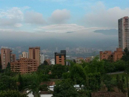 Hotel Plaza Granada: Cómo amanece mi hermosa ciudad desde Plaza Granada