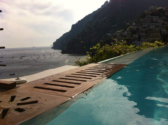 Hotel Maricanto : View from the pool