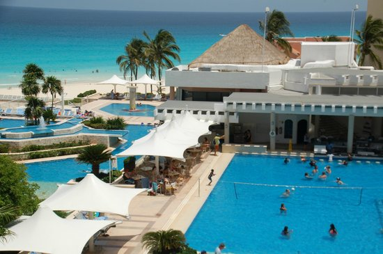 Omni Cancun Resort & Villas: From my room