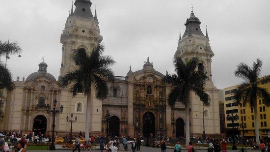 Casa Andina Select Miraflores: plaza de lima