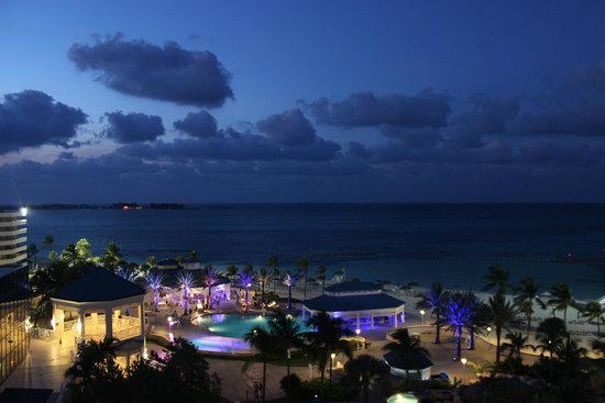 Melia Nassau Beach - All Inclusive : atardecer