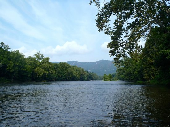 Shenandoah River Outfitters, Inc.: view while tubing