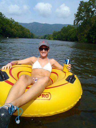 Shenandoah River Outfitters, Inc.: tubing with SRO