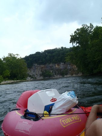 Shenandoah River Outfitters, Inc.: cooler tube