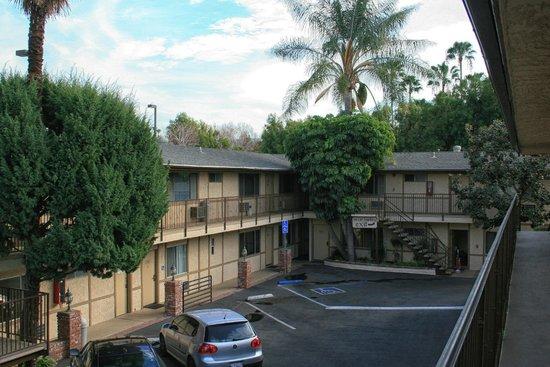 St george inn suites los angeles californien motel for St georges motor inn