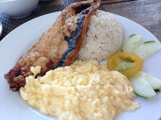 Boracay Beach Club : Milkfish